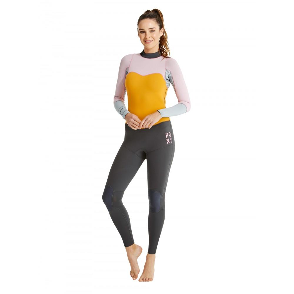 Womens 3/2mm XY Back Zip Steamer Wetsuit ARJW103030 Roxy