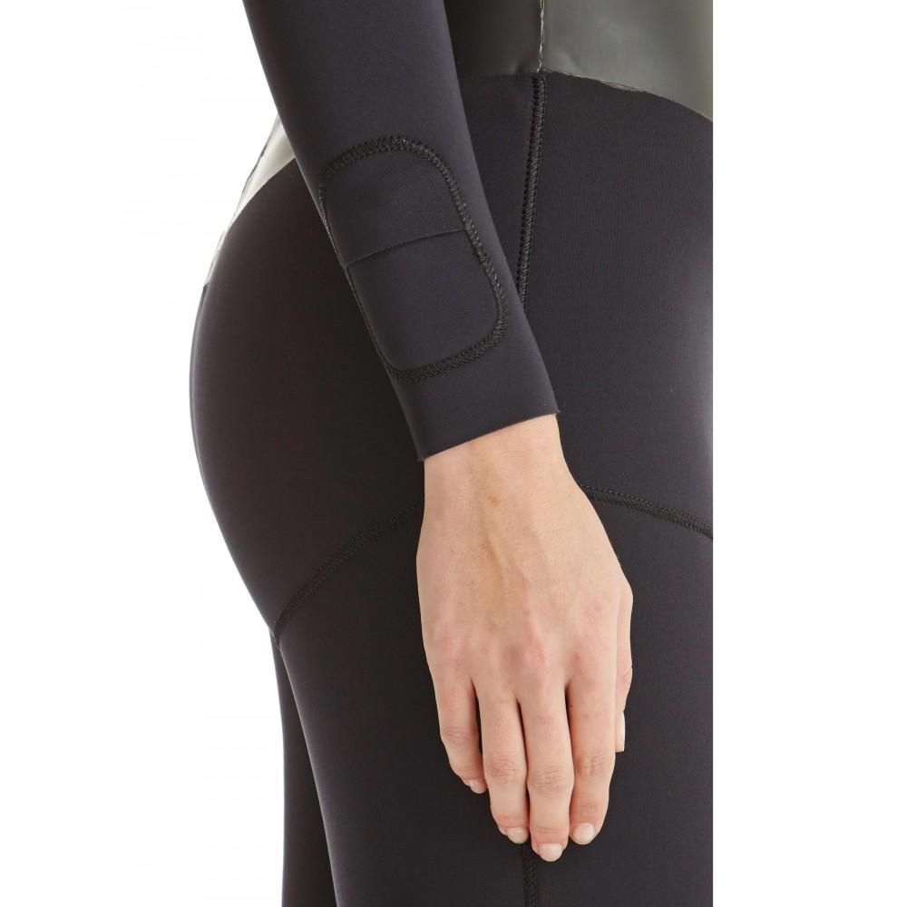 Womens 4'3mm XY back zip ARJW103052 Roxy