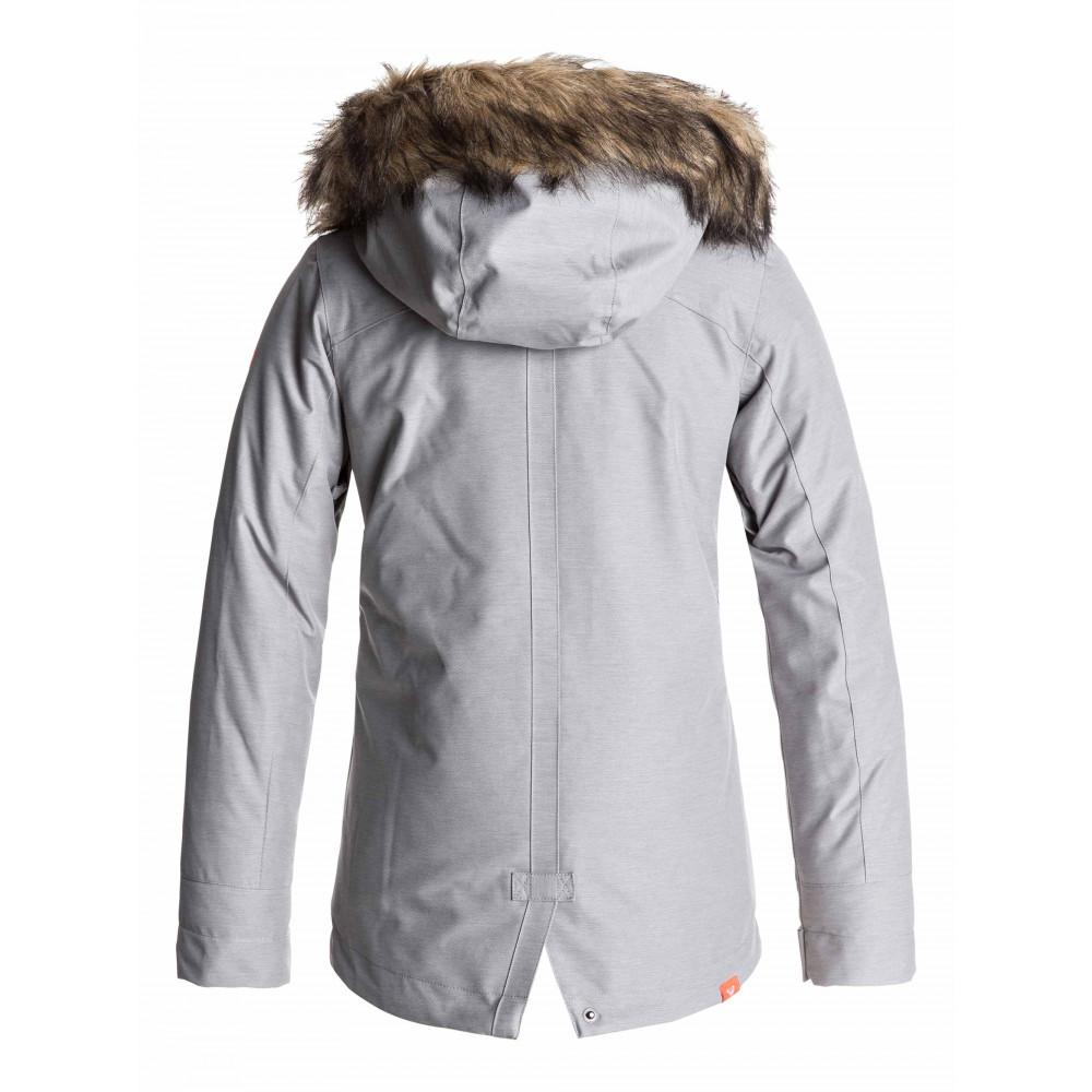 Girls 8-14 Tribe 10K Snow Jacket ERGTJ03031 ROXY