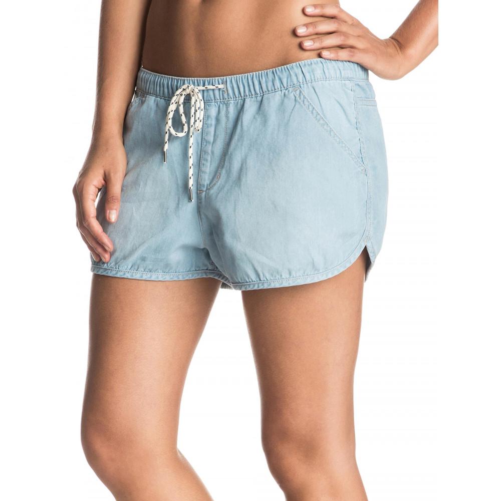 Womens Summer Feel Denim Short ERJDS03123 Roxy