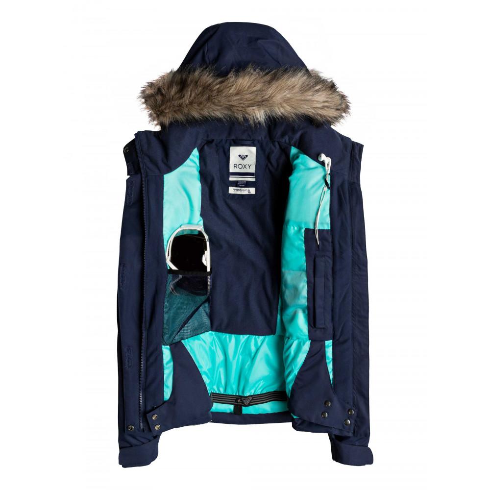 Womens Jet Ski 10K Snow Jacket ERJTJ03124 Roxy