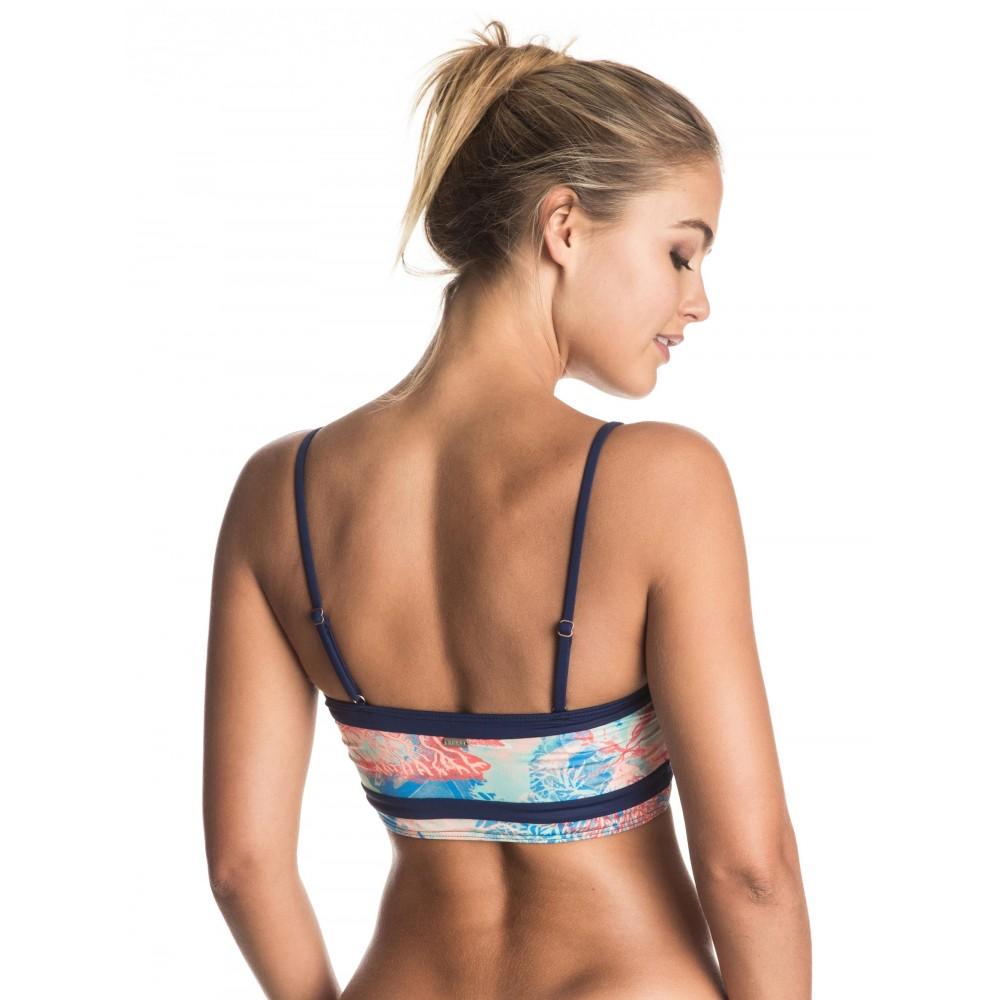 Womens Undersea Bustia Separate Bikini Top ERJX303206 Roxy