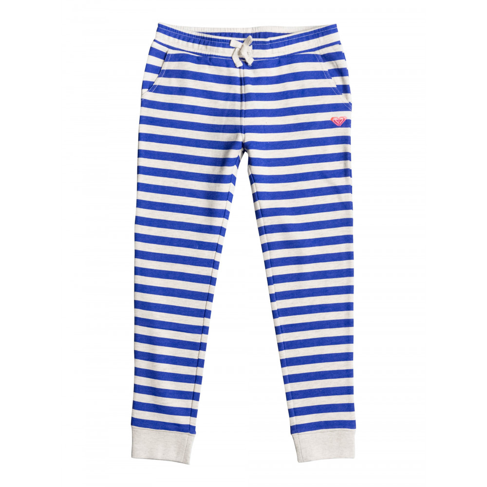 Girls 8-14 Downtown Mission Stripe Track Pant
