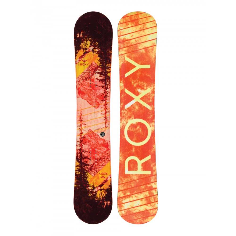 Ladies Torah Bright 146 XC2 B2X Snowboard