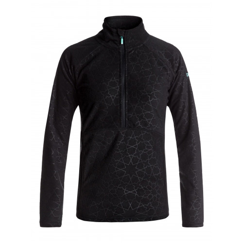 Womens Cascade Technical Half Zip Fleece Jumper