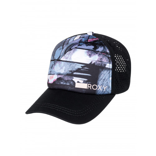 Womens Waves Machines Trucker Cap
