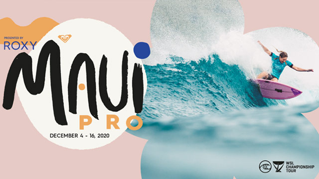 Pro Surfing is Back! New Tour & New Format, kicking off in Maui, Hawaii